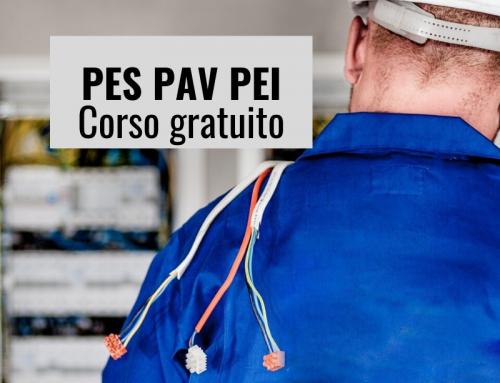 FVG:ULTIMI POSTI Corso gratuito PES PAV PEI (Sicurezza nei lavori elettrici)