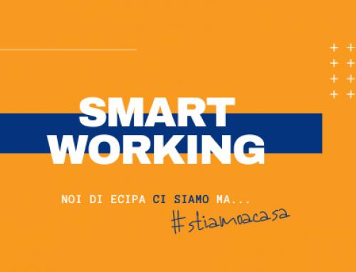 SIAMO IN SMART WORKING…COME FUNZIONERA'?