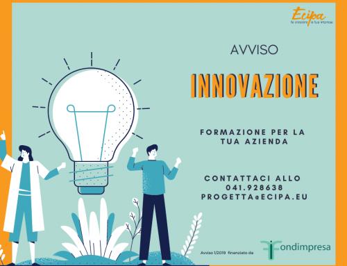 Fondimpresa | Conto di sistema Avviso 1/2021 | Innovazione