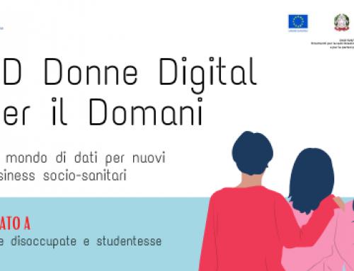 3D Donne Digital per il Domani – un mondo di dati per nuovi business socio-sanitari