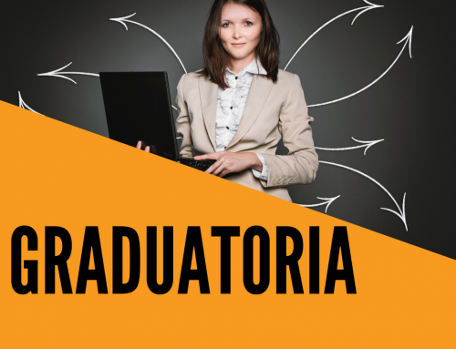 GRADUATORIA WORK EXPERIENCE | ADDETTO BACK OFFICE COMMERCIALE ESTERO