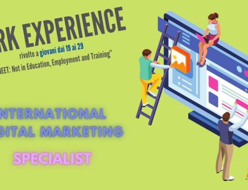 WORK EXPERIENCE | UNDER 30 | INTERNATIONAL DIGITAL MARKETING SPECIALIST