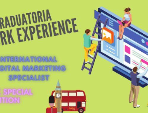 GRADUATORIA | WORK EXPERIENCE | INTERNATIONAL DIGITAL MARKETING SPECIALIST